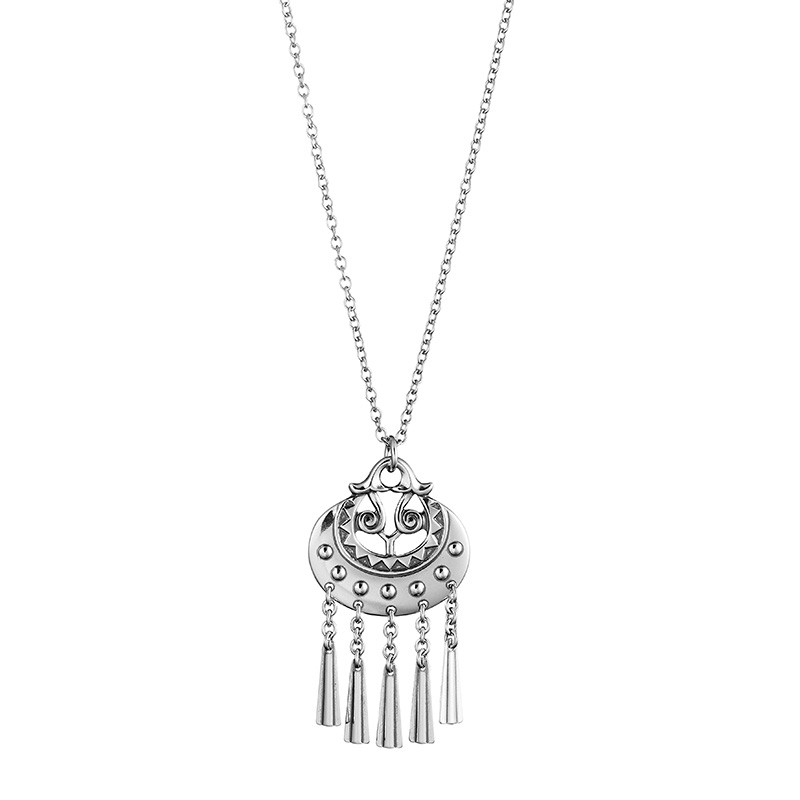 kalevala halsband silver