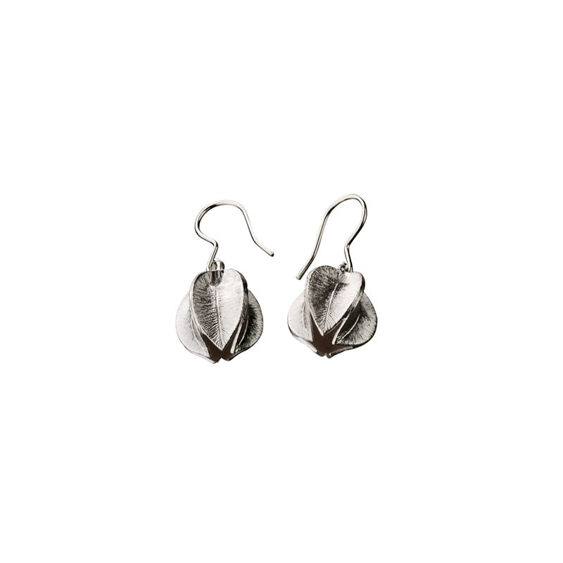 kalevala örhängen silver